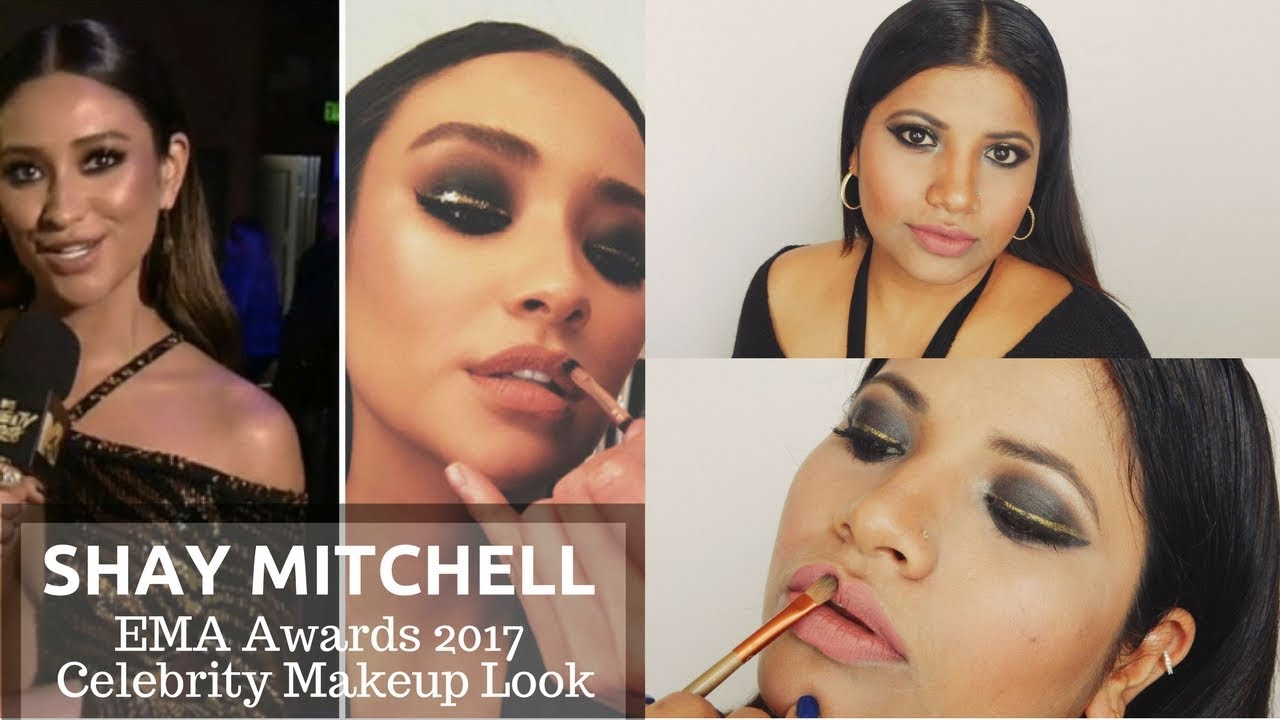 Shay Mitchell MTV Awards 2017 Celebrity Makeup Tutorial Episode 6