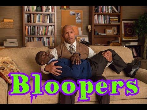 Dwayne  Johnson - Bloopers (видео)