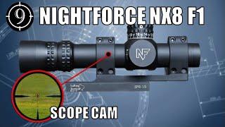 Nightforce NX8 1-8x24 F1: Optics Review - LPVO