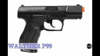 walther cp99 blowback -177 bb co2 air pistol - Free video