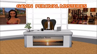 Introducing Gavin Percival