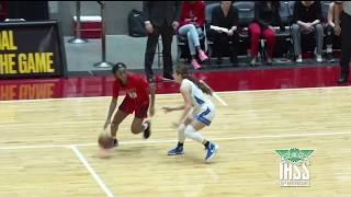 Midlothian vs Frisco Liberty - Texas High School Girls Basketball Highlights