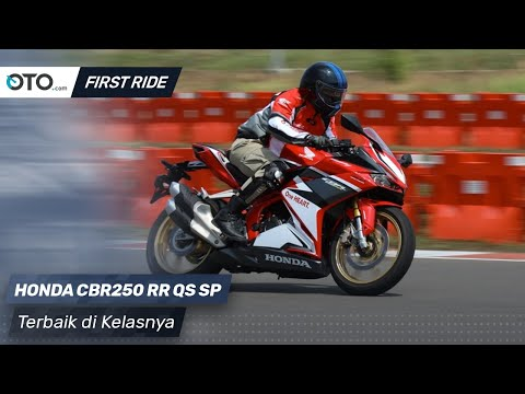 Honda CBR250 RR QS SP | First Ride | Terbaik di Kelasnya | OTO.com