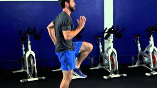 How To Do Proper HIGH KNEES