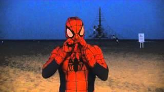 Spiderman para fiestas infantiles a domicilio y el tomate mágico