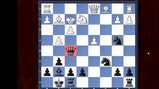 Winning Chess Strategy #3 - Know when to castle (King Safety)
