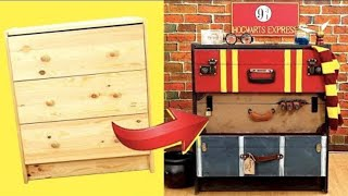 Harry Potter Crafts   Fun DIY For Home   Craft Factory