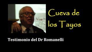 preview picture of video 'Cueva de los Tayos - Dr Romanelli - Testimonial'