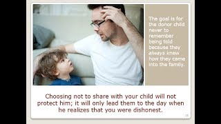 How to Explain Embryo Adoption to the Kids