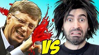 HANDLESS MILLIONAIRE vs The World's Worst Gamer!