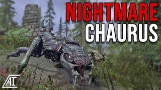 Nightmare Chaurus - Skyrim Special Edition SSE Mods 2018