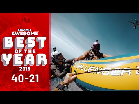Top 100 Videos of the Year (40-21) | People Are Awesome