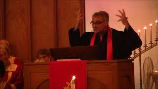 "Pentecost Message: ""Windcatchers""; Scripture Readings: Genesis 2:7, John 20:21-22, and Act"
