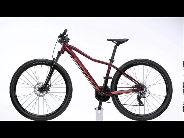 Видео Велосипед Scott Contessa Active 60 Red