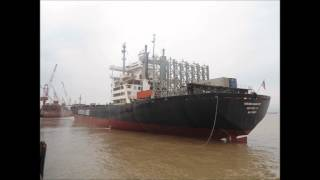 preview picture of video 'NV depart COSCO'
