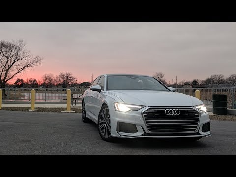 2019 Audi A6 Review: Iron Man's Tech-Filled Daily Driver