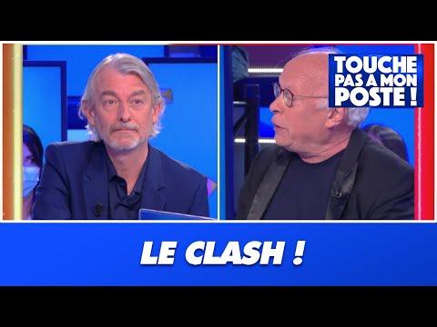 Le gros clash entre André Bercoff et Gilles Verdez dans TPMP !