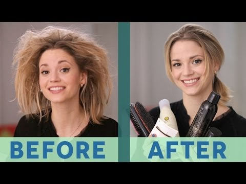 How To: Bouffant Pony Tutorial