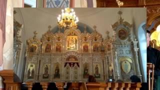 Певчие Валаамского монастыря