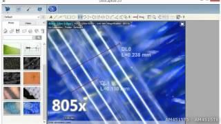 Ψηφιακά Μικροσκόπια υψηλής μεγέθυνσης DINO-LITE