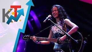 Noielle Rodriguez performs Stone Cold for her blind audition in The Voice Teens.  Subscribe now:  https://www.youtube.com/channel/UCjz5Ai3RBvw-vdhii-AE45g  #TheVoiceTeens #TVTPH #VoiceTeensPower