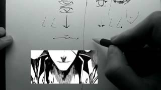 Смотреть онлайн Как научиться поэтапно рисовать мангу для начинающих