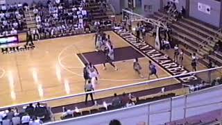 Oklahoma City University vs. John Brown University, 2000 March 4
