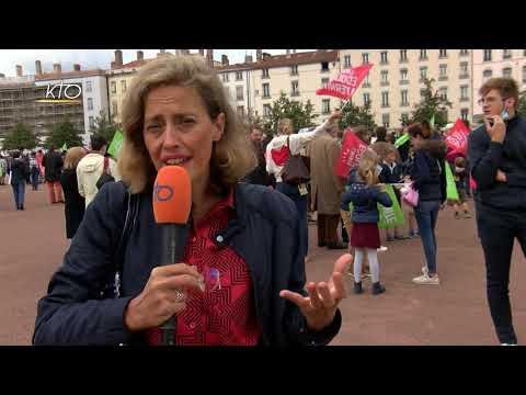 Marchons Enfants à Lyon : la mobilisation continue