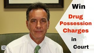4 Ways to Beat Drug Possession Charges in Court