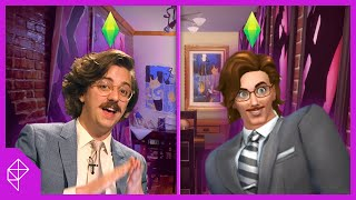 Is The Sims just another fun video game... or is it the perfect simulation device? Today, Brian David Gilbert is using The Sims 4 to test out a perfect apartment before recreating it in real life.  Subscribe to our YouTube channel! https://goo.gl/D8prdf  Like us on Facebook: http://bit.ly/PolygonFB Follow us on Twitter: http://bit.ly/PolygonTwitter Follow us on Instagram: http://bit.ly/PolygonInsta And for more gaming and entertainment coverage, visit www.polygon.com