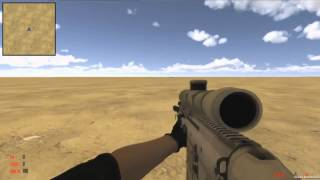 preview picture of video 'Defence City 2 Update #1 Testing New Weapons [Unity 3D FPS Game]'