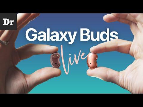 ОБЗОР Galaxy Buds Live - событие в мире TWS!