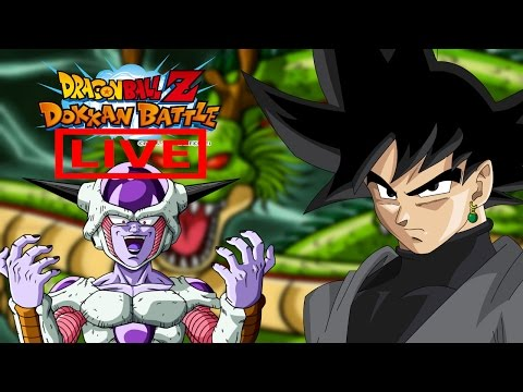FARMING LR FRIEZA SUPPER ATTACK AND GOKU BLACK LIVE! | DRAGON BALL Z DOKKAN BATTLE