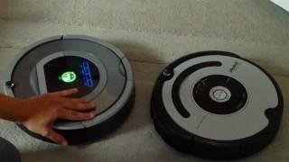 Im Nerdpfleger Nerdtest: Roomba 780 Unboxing und Erklärung