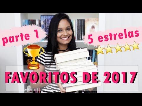 OS LIVROS FAVORITOS DE 2017! - PARTE 1 | Literarte