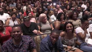 """Live in Charlotte """"Dope Boy Sh*t"""" w/ DC Young Fly, Karlous Miller & Chico Bean"""