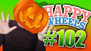 HALLOWEEN SPEZIAL!!! | Happy Wheels #102