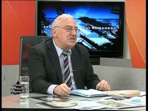 Emisiunea Seniorii Petrolului Românesc – Corneliu Dinu –  15 martie 2014