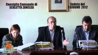 preview picture of video 'Scaletta Zanclea. Rinvio Consiglio Comunale. 1 giugno 2012'