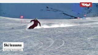 Ski Lessons: Carving Techniques   Online Ski Course