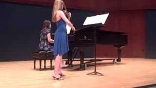 Danse Espagnole - Emily Mather