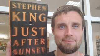 Just After Sunset by Stephen King - Book Review