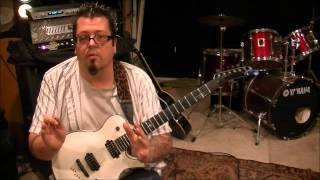 Dokken - Kiss Of Death - Guitar Lesson by Mike Gross