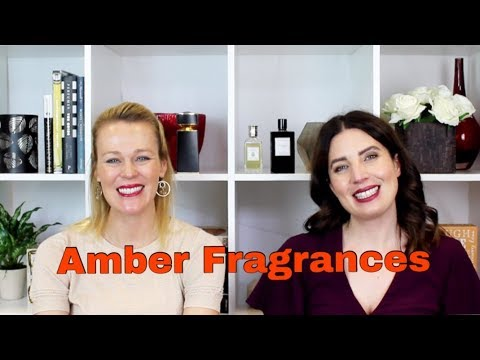 Amber Fragrances | The Perfume Pros