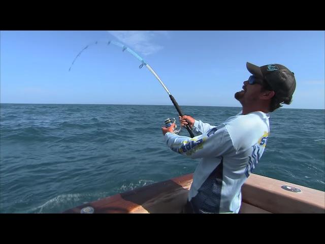 Monster Fishing Videos - Key West Amberjack with Capt Chris Trosset