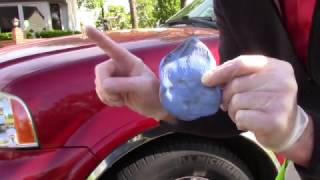 SHOULD YOU CLAY AND WAX YOUR CAR AT THE SAME TIME?-SORRY FOR THE WIND!