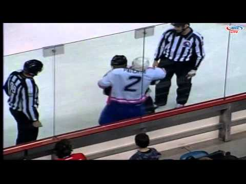 Greg Pateryn vs. Colton Sceviour