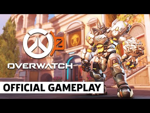 Overwatch 2 Play Test PvP Pro Gameplay