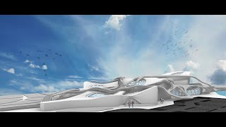 Marine Life Research Center And Aquarium (my Grad Project) Done By Architect : Mohanad Thabet