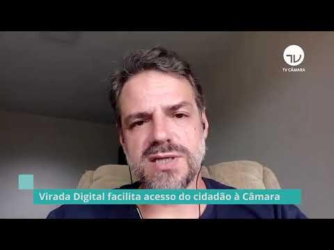 Virada Digital facilita acesso do cidadão à Câmara - 20/01/21